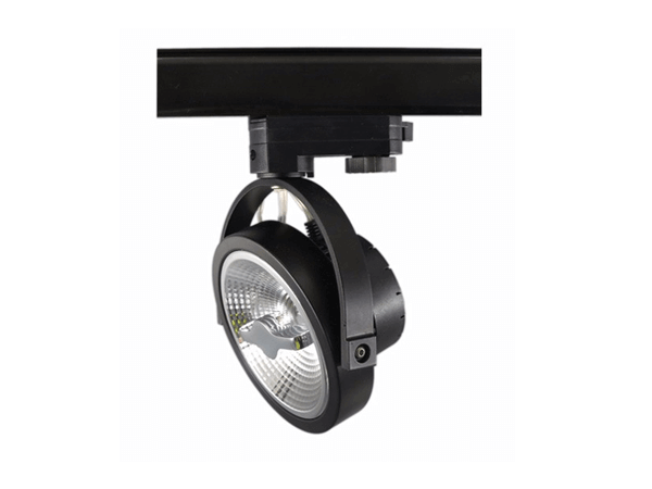 Led track lighting heads ar111 15w dimmable luxray lighting supplier ar111 led track lighting heads 15w dimmable mozeypictures Gallery