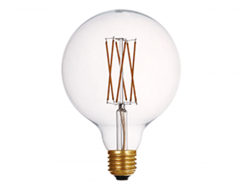Edison Bulb LED G125 Clear