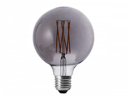Edison Bulb LED G125 Smoky