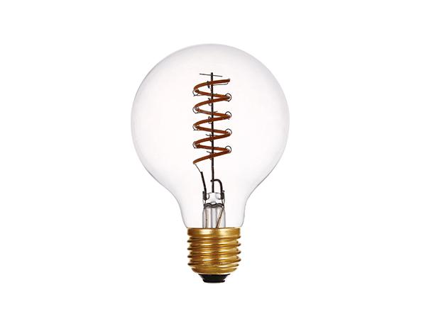 Edison LED Lighting G95 Clear - LUXRAY LIGHTING