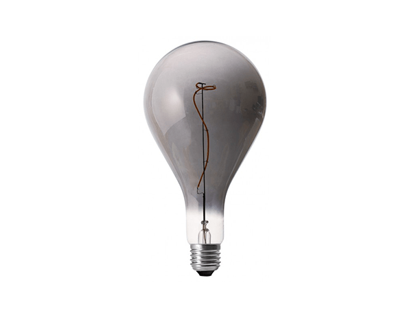 LED Grace Filament PS160 E27 Dimmable Smoky - LUXRAY LIGHTING 600450