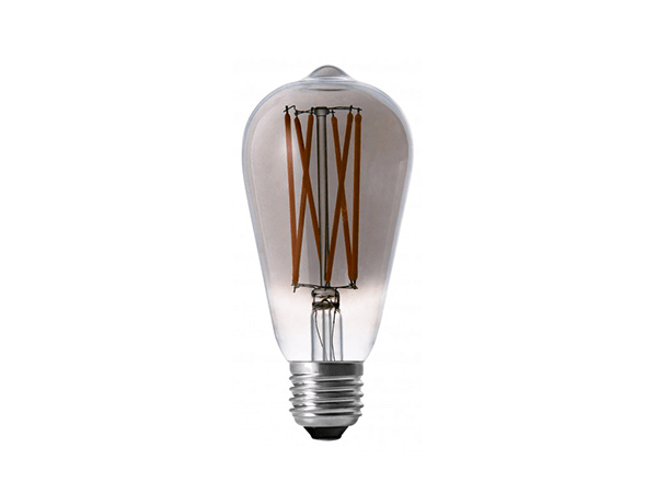 LED Vintage Bulb Lights ST64 Smoky- LUXRAY LIGHTING