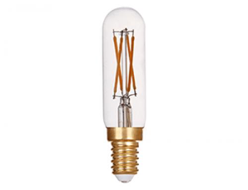 LED Vintage Edison Bulb T25 Clear