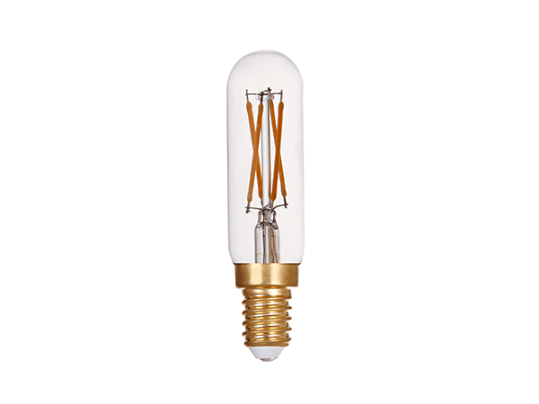 LED Vintage Edison Bulb T25 Clear- LUXRAY LIGHTING