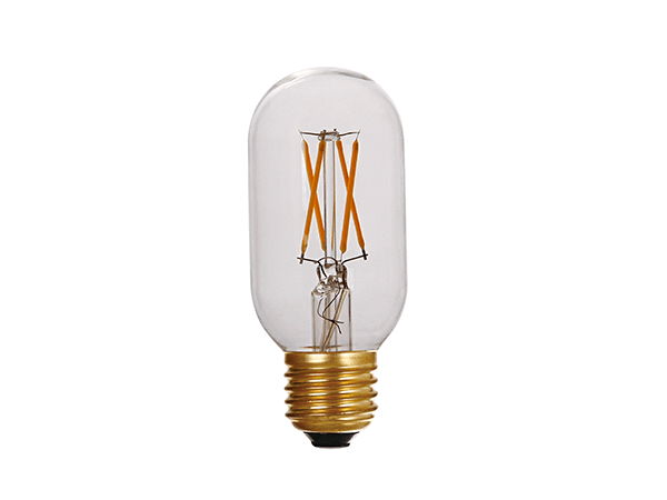 LED Vintage Edison Bulb T45 Clear - LUXRAY LIGHTING